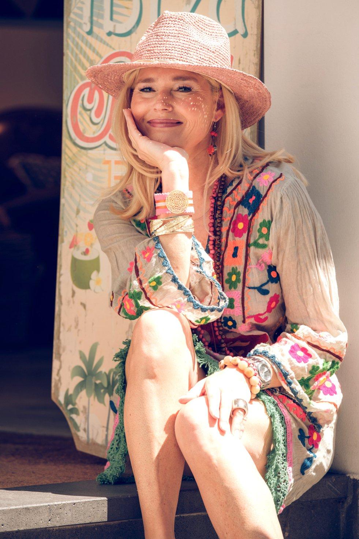 Bohemian-Style, Boho-Style, Ibiza-Look, Ruby Yaya Kleid, Hippie-Fashion-Style, Boho Fashion, Fashion-Blog, Lieblingsstil.com,