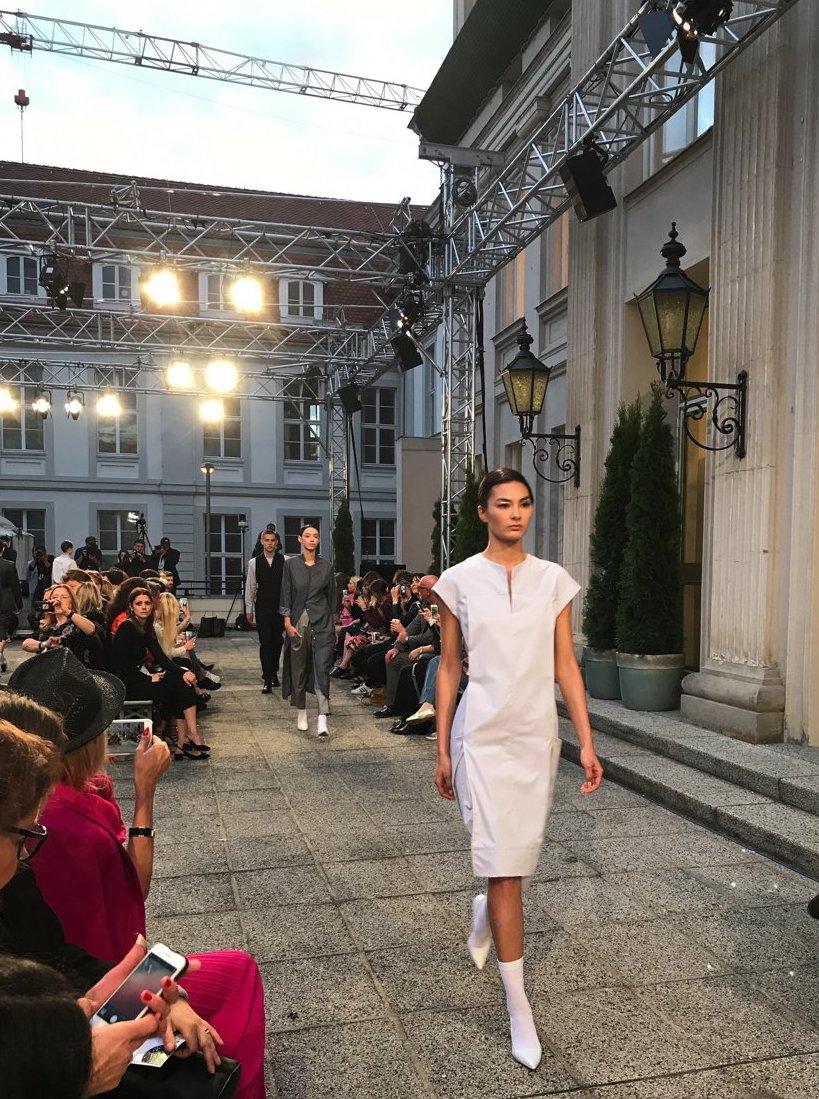 Brachmann Spring Summer 2018 Collection, Brachmann Fashion Show, Fashion-Blog, Lieblingasril.com,