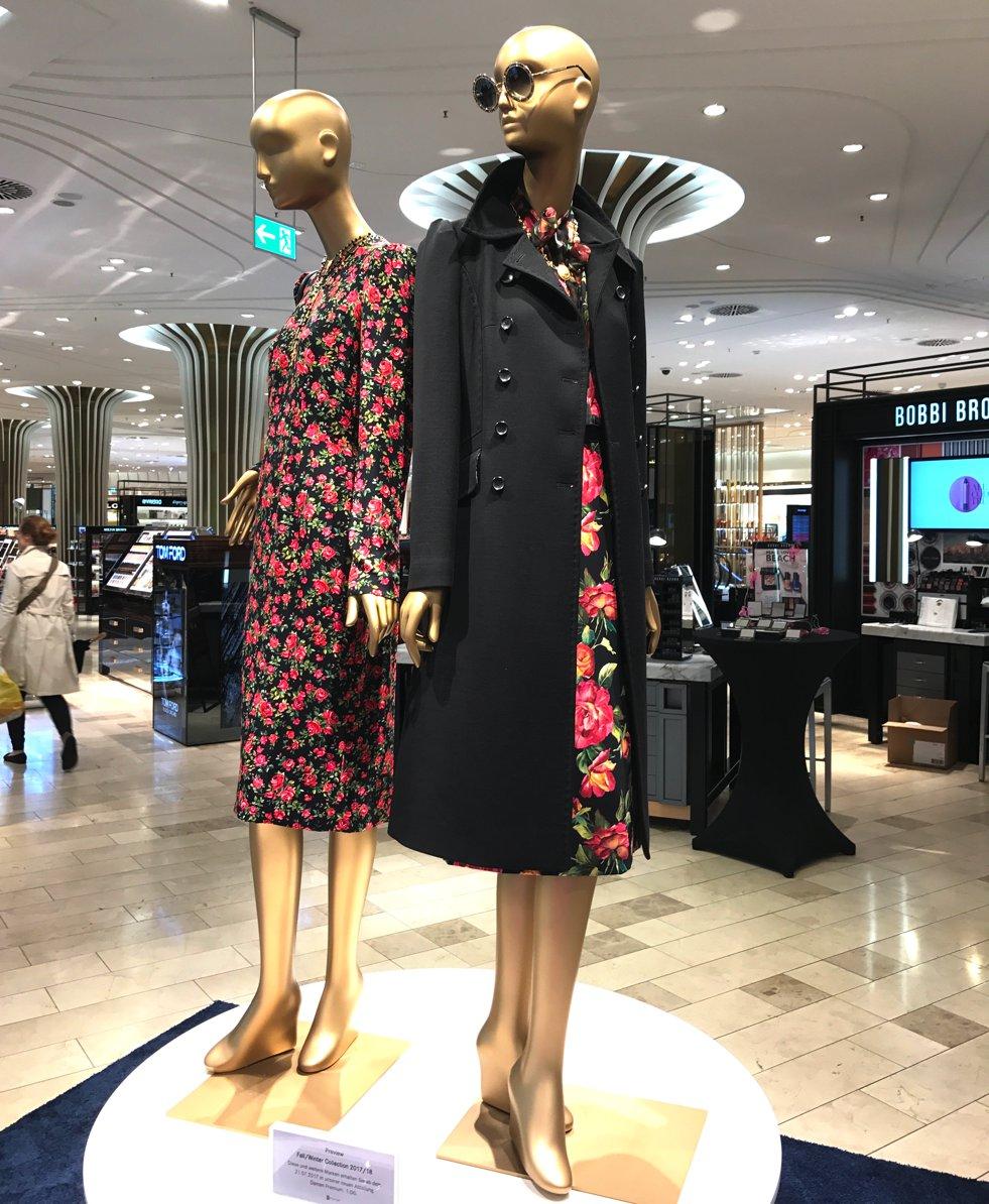 Dolce & Gabbana Breuninger, Breuninger Dolce Gabbana, Breuninger Designer, Fashion-Blog, Lieblingsstil.com