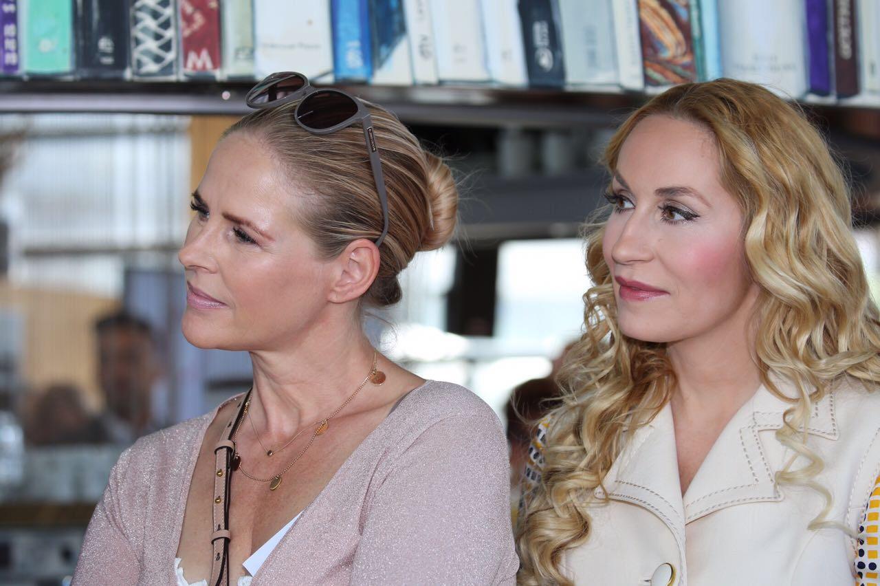 Erbprinzessin Elna Margret zu Bentheim und Steinfurt, DKMS LIFE Ladies Lunch Düsseldorf, Lifestle-Blog, Lieblingsstil.com ,