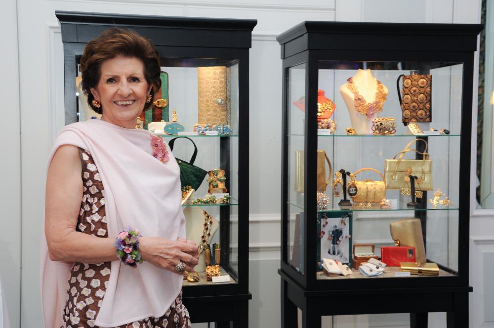 Ladies Event Steigenberger Düsseldorf, Monika Gottlieb Couture Sammlerin, Lifestyle-Blog, Lieblingsstil.com, CR Fotografie Weiland