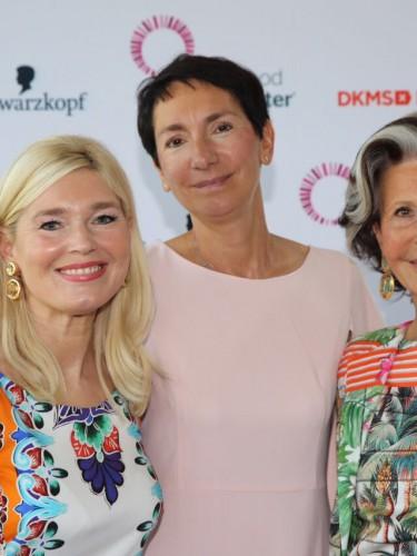 Petra Dieners, Marion Raddatz, Christina Siegel, DKMS LIFE Ladies Lunch Düsseldorf, Lifestle-Blog, Lieblingsstil.com ,