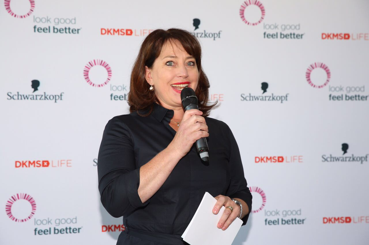 Ruth Neri DKMS LIFE Geschäftsführerin, DKMS LIFE Ladies Lunch Düsseldorf, Lifestle-Blog, Lieblingsstil.com ,1,