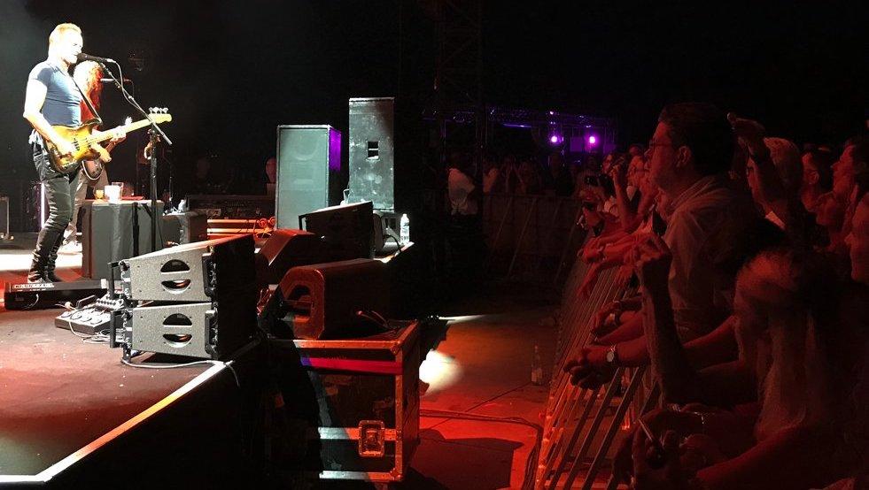Sting Live Concert St. Tropez, Sting Live Konzert St. Tropez, Lieblingsstil.com
