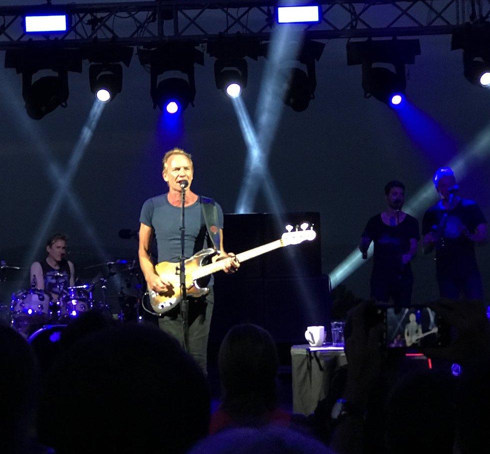 Sting Police Saint Tropez, Sting singer St. Tropez, Lifestyle-Blog, Lieblingsstil.com,