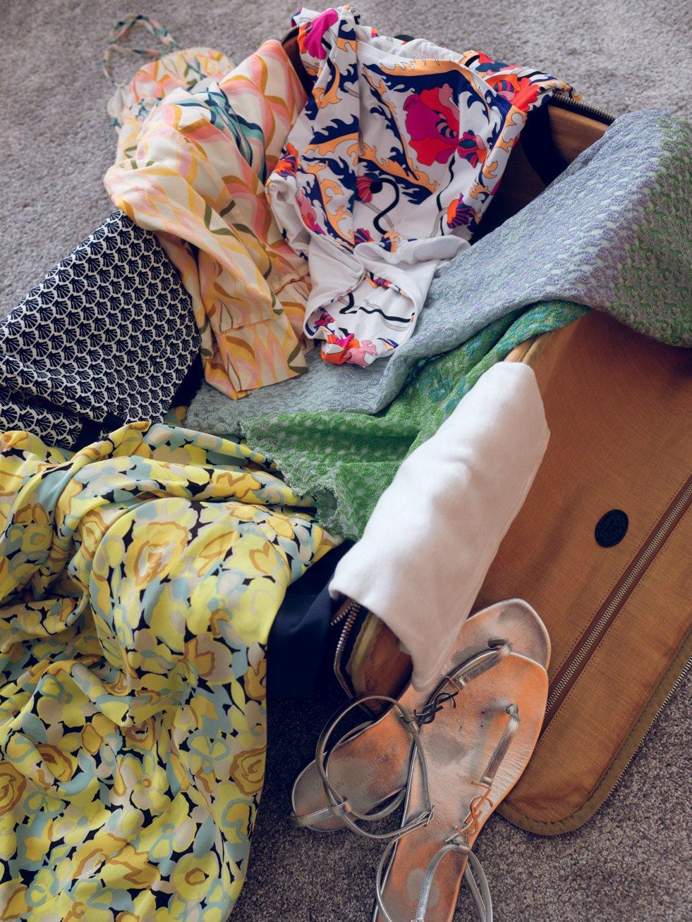 Was packe ich in meinen Koffer, wie packe ich meinen Koffer, was nehme ich mit in den Urlaub, was packe ich in meinen Koffer, Fashion-Blog, Lieblingsstil.com,