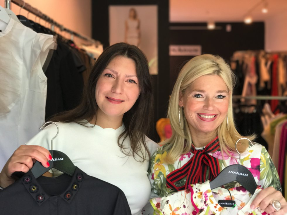 AnnAdam Berlin, Anna Adam Designerin, Petra Dieners Bloggerin, Fashion-Blog, Lieblingsstil,