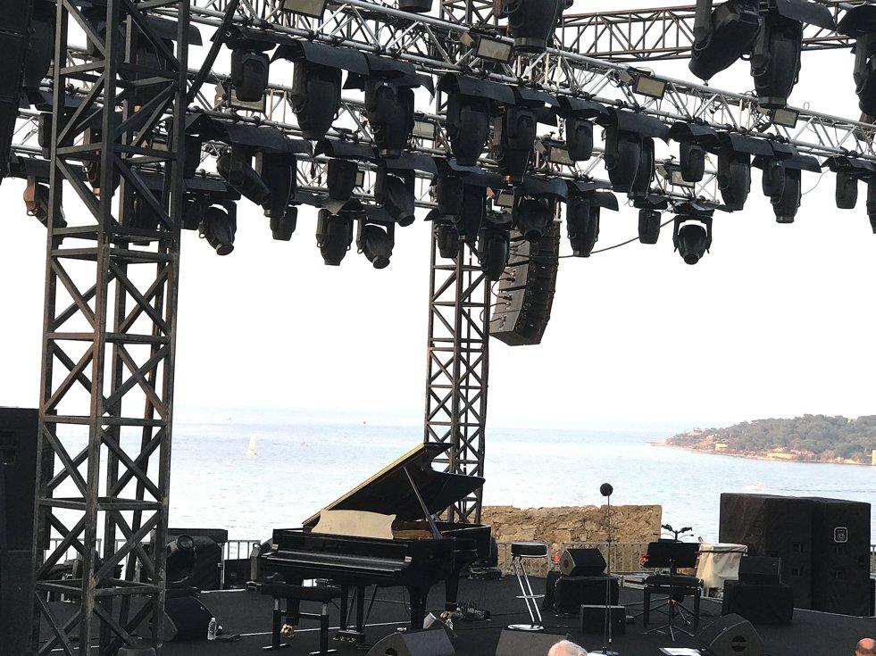 Roberto Alagner concert St. Tropez, Citadelle Konzert St. Tropez, Konzert St. Tropez, Citadelle, Lifestyle-Blog, Lieblingsstil.com,