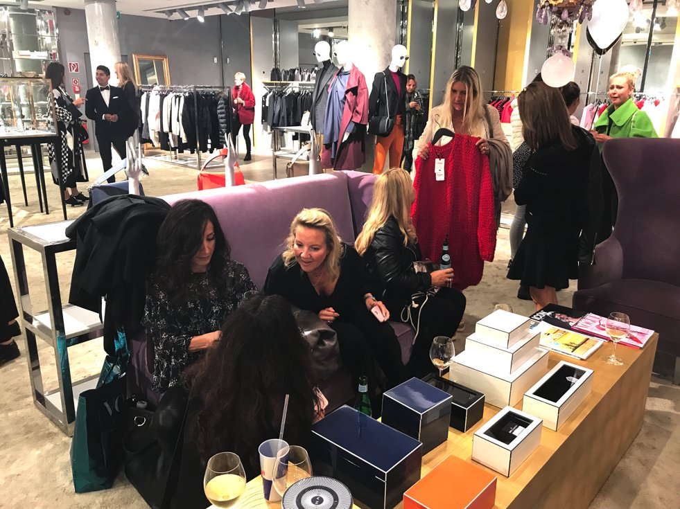 Apropos, Vogue Fashion Night, Fashion-Blog, Lieblingsstil.com,