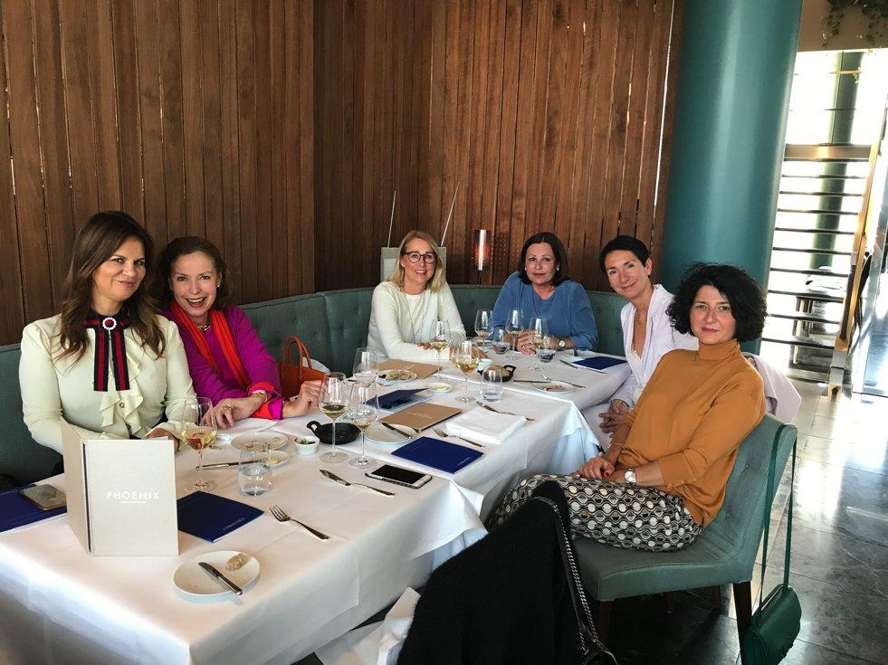 Bettina Setareh, Gabriele Wawrowsky, Carolin Niebuhr, Sigird Nixdorff, Marion Raddatz, Anat Bronner, Lifestyle-Blog, Lieblingsstil.com,