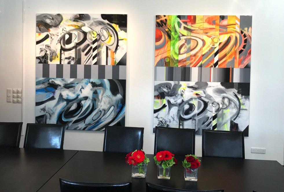 Ce Jian art works, Ce Jian Kunstwerk, Ce Jian Chinese art, Lifestyle-Blog, Lieblingsstil.com,