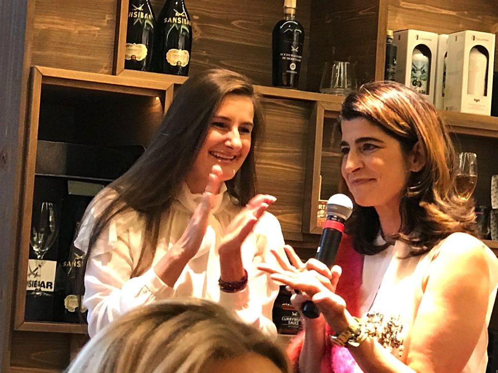 Dorothee Schumacher, Breuninger Ladies Lunch Sansibar, Dorothee Schumacher Ladies Lunch bei Breuninger, Fashion-Blog, Lieblingssrtil.com,