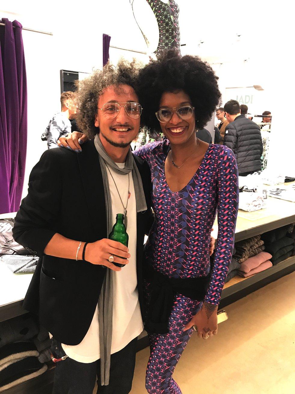 Ekat Jumsuit, EKAT Catsuit, Jades Modenschau Vogue Fashion Night, Fashion-Blog, Lieblingsstil.com,
