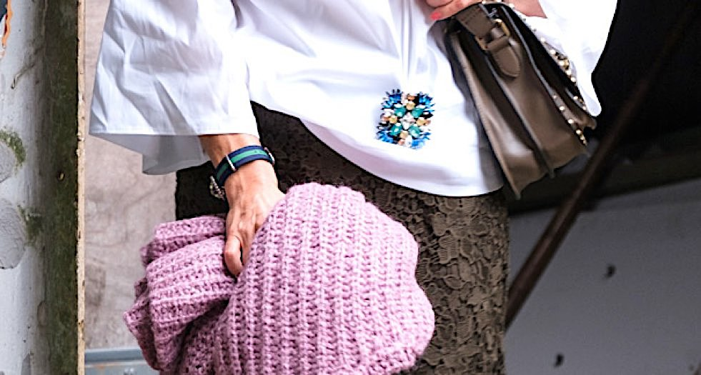 Essentiel Brosche, Essentiel brooch, brooch trend, Fashion-Blog, Lieblingsstil.com