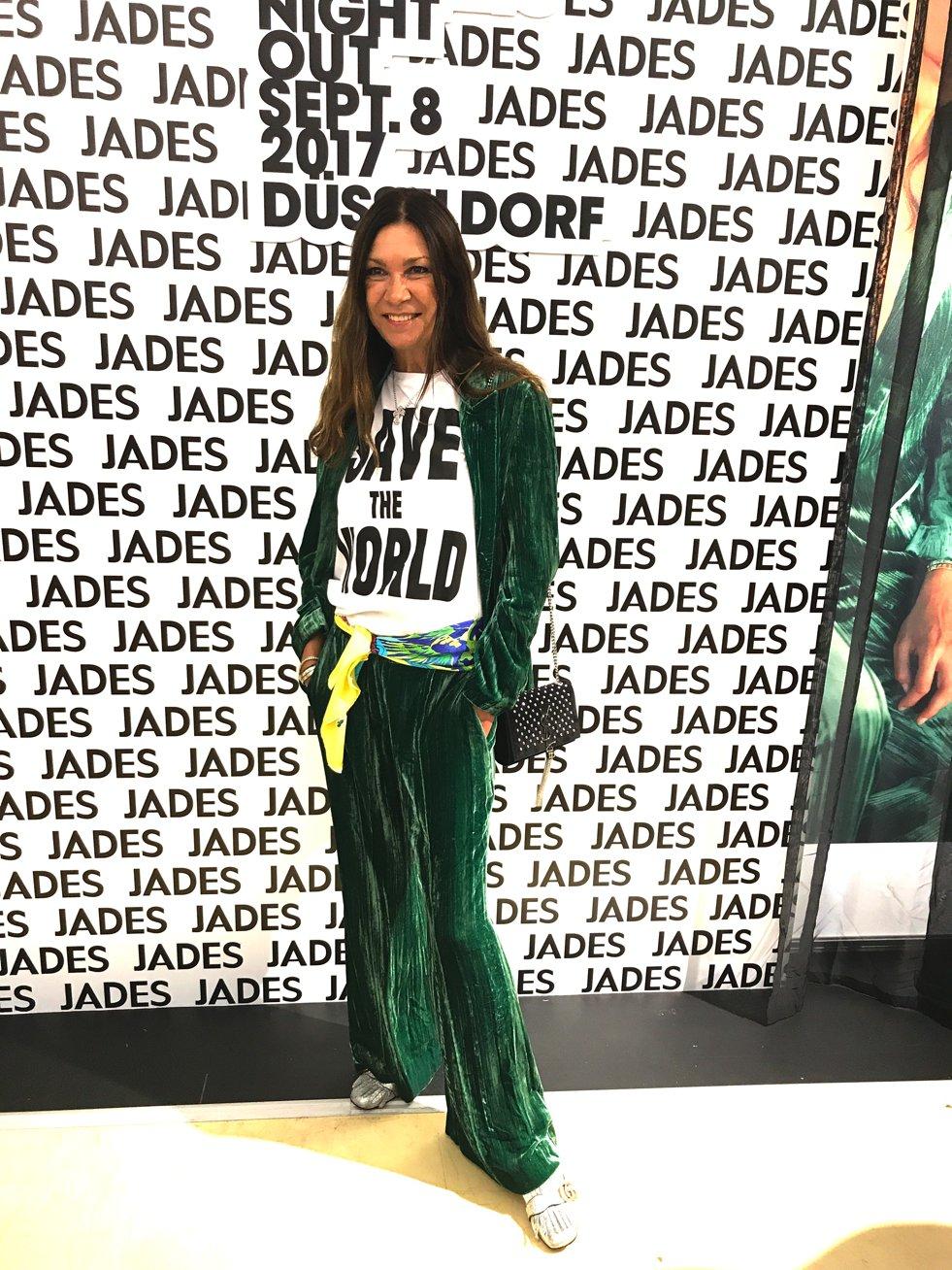 Katja Rolfsmeier Jadicted, Vogue Fashion Night, Fashion-Blog, Lieblingsstil.com,