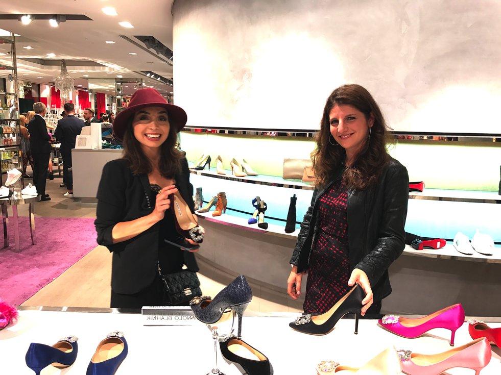 Nina Jurtschuk, Maria Caisidi ,Apropos Vogue Fashion Night, Fashion-Blog, Lieblingsstil.com,