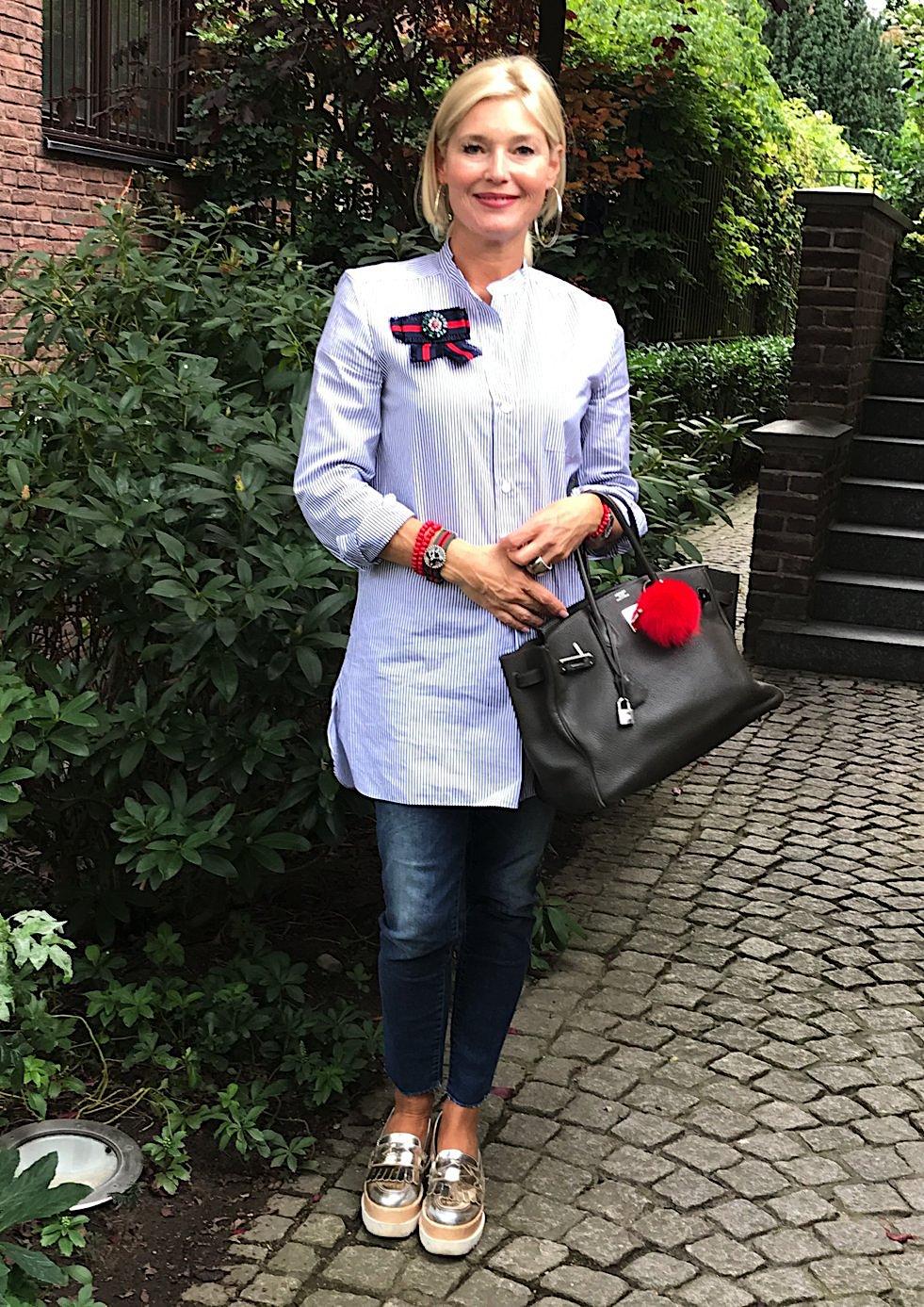 Petra Dieners, Brosche Trend, Fashion-Blog, Lieblingsstil.com,