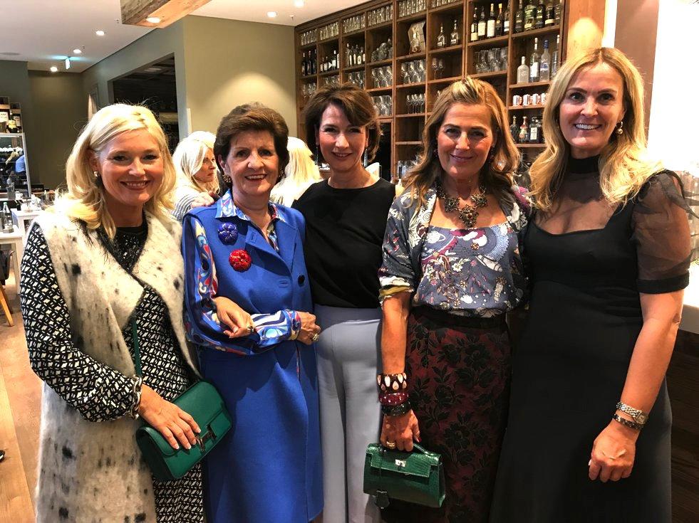 Petra Dieners, Monika Gottlieb, Dorothee Achenbach, Siggi Spiegelburg, Birgit Hamelmann, Fashion-Blog, Lieblingsstil.com,