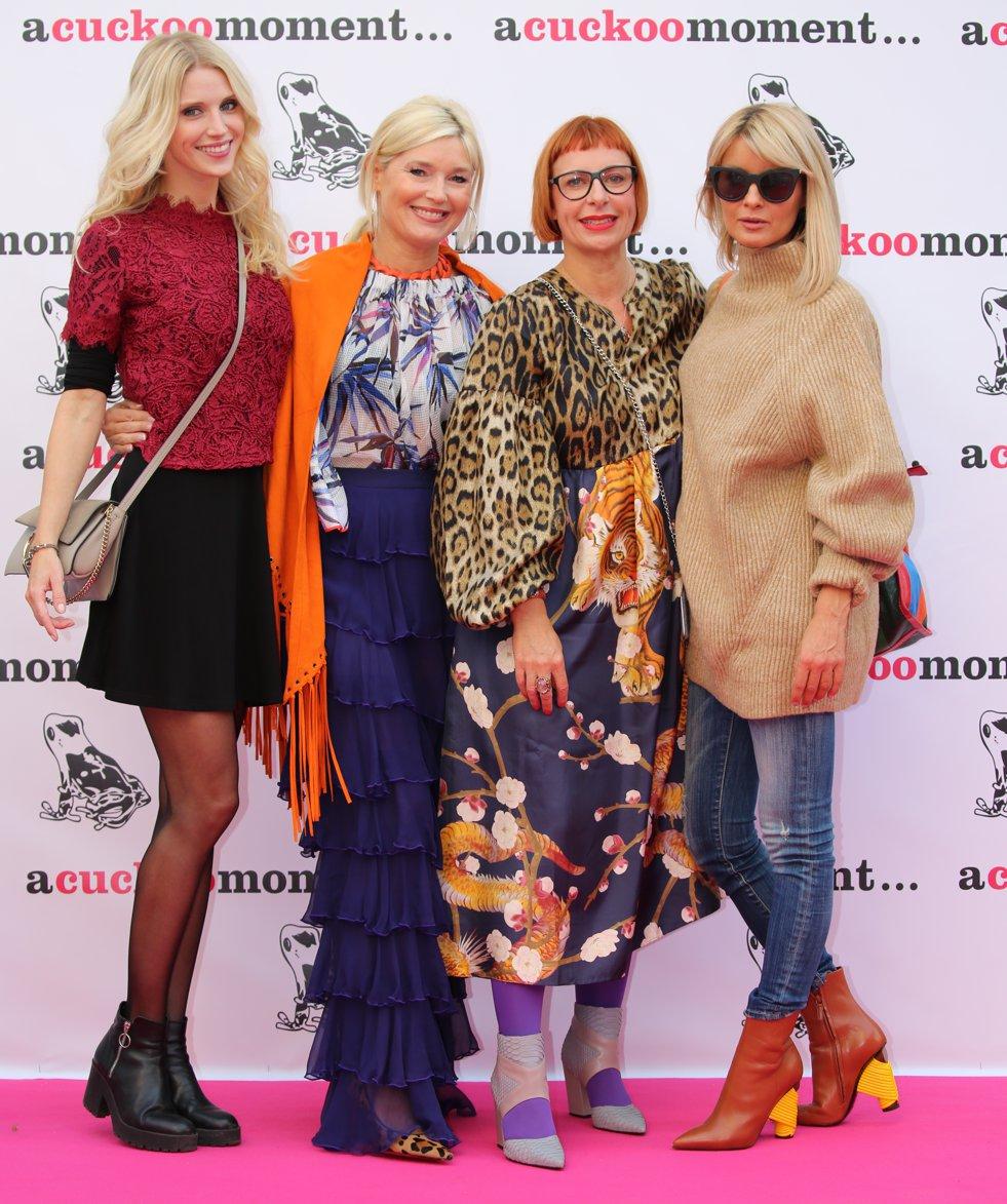 Stefanie Seiffert, Petra Dieners, Lia Fallschessel, Gitta Banko, a cuckoo moment, Lieblingsstil.com,