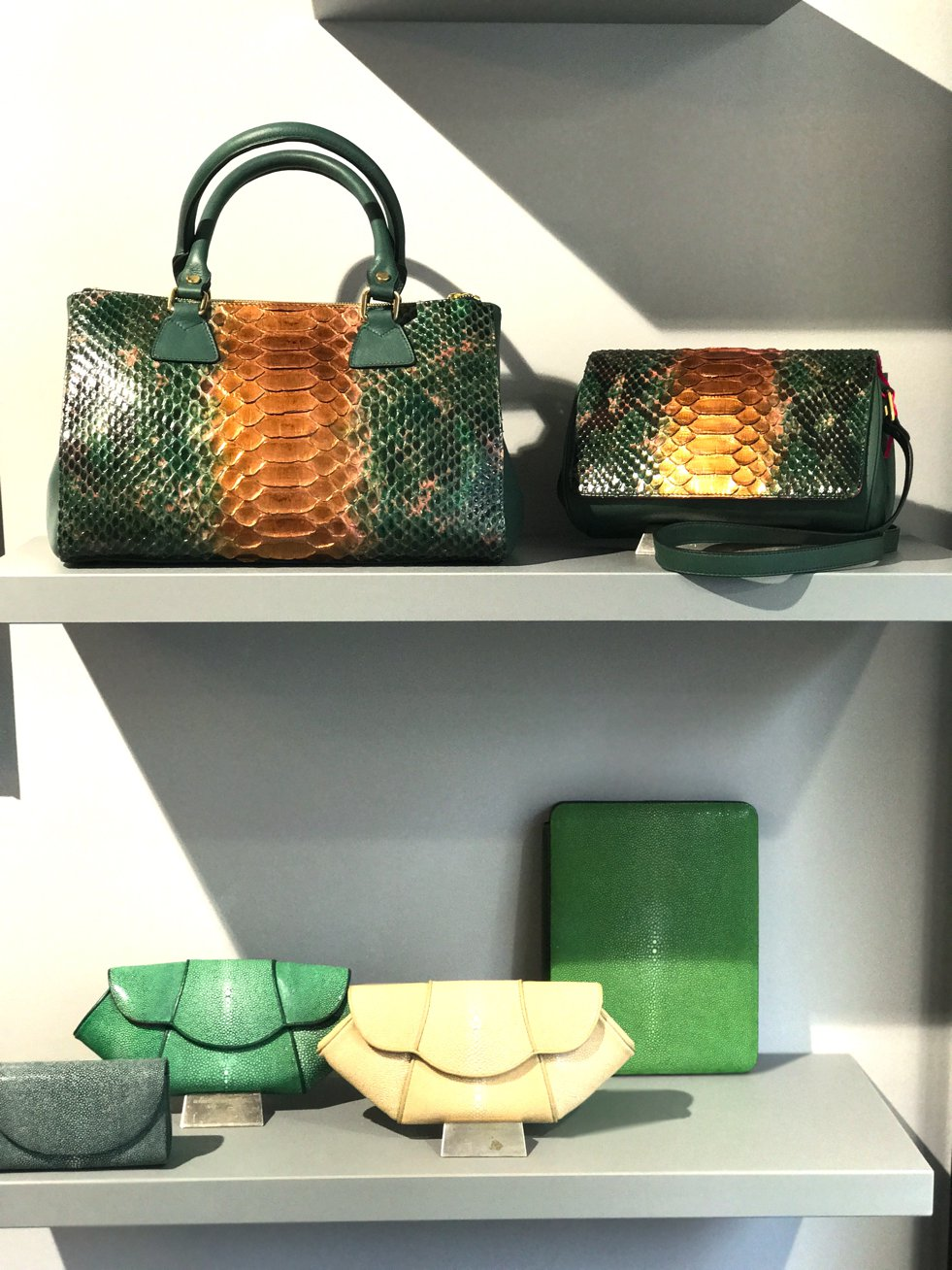 a cuckoo moment Tasche grün, Fashion-Blog, Lieblingsstil.com,