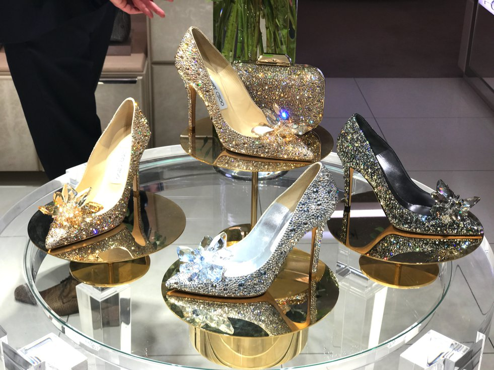 Ari Märchenschuh von Jimmy Choo, Aro shoe Jimmy Choo, Hollywood shoe Ari Jimmy Choo, Fashion-Blog, Lieblingsstil.com,
