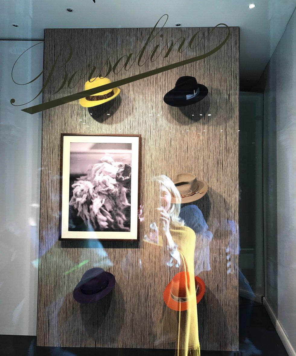 Borsalino Hüte Venedig, Borsalino hats Venice, tolles Hutgeschäft Venedig, Fashion-Blog, Lieblingsstil.com,
