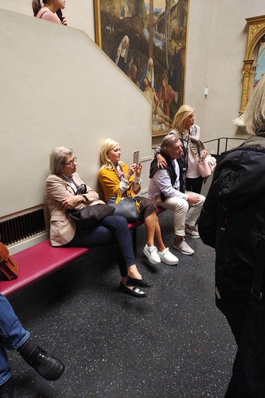 Gallerie dell´Accademia Venedig, Lifestyle-Blog, Lieblingsstil.com,