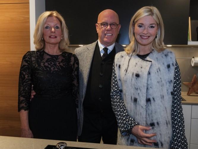 Marlene Hübers, Helmut Ackmann, Petra Dieners, Hetkamp Wohnstudios Schloss Remise. Lifestyle-Blog, Lieblingsstil.com,