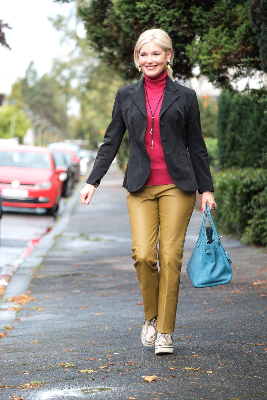 Neue Farbkombinationen, Neue Farbtrends Kontraste, Mode mit Farben spannender machen, Petra Dieners, Fashion-Blog, Lieblingsstil.com,