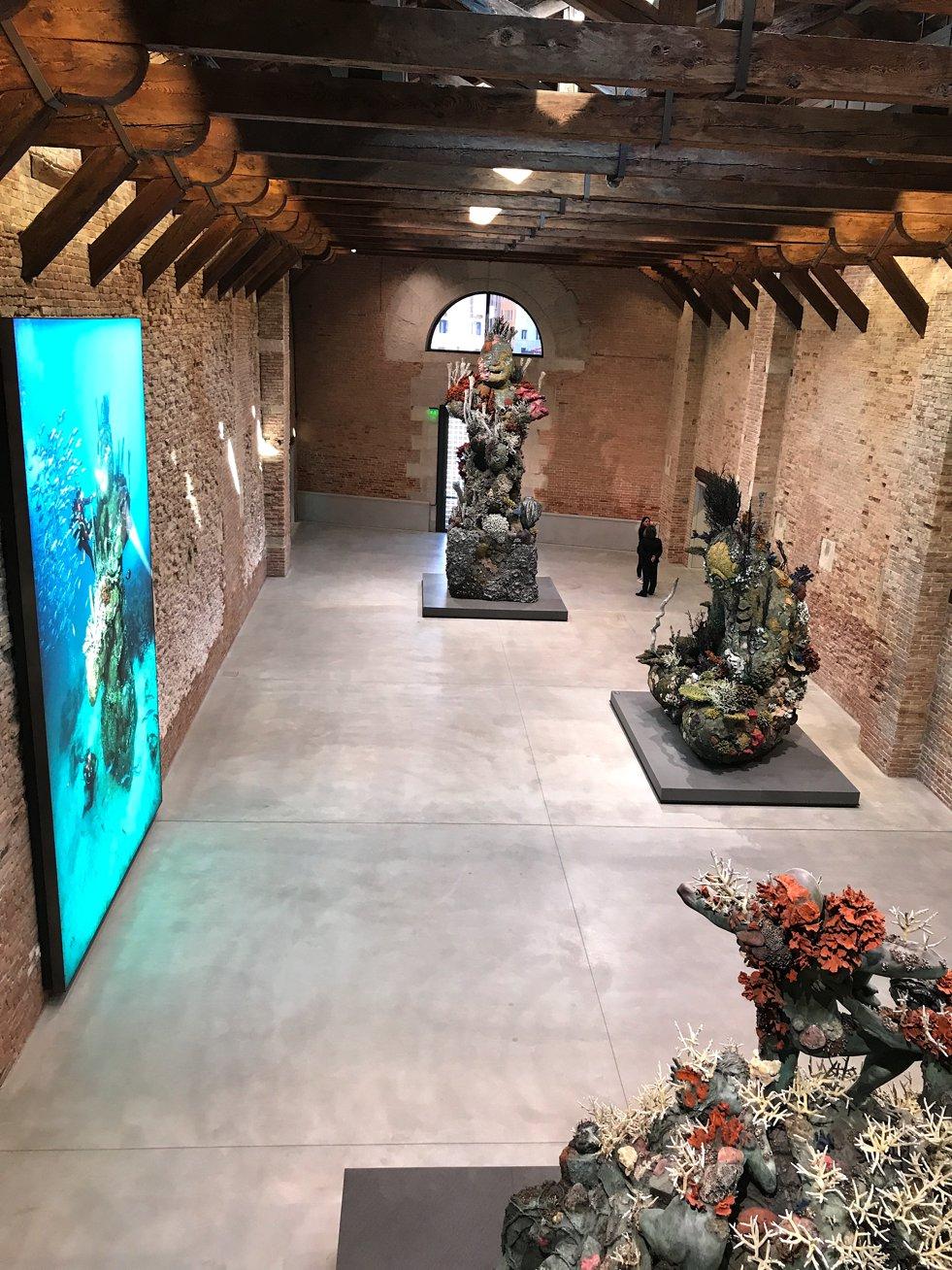 Palazzo Grassi, Pinault Sammlung Venedig, Pinault Museum Venedig, Lifestyle-Blog, Lieblingsstil.com, JPG
