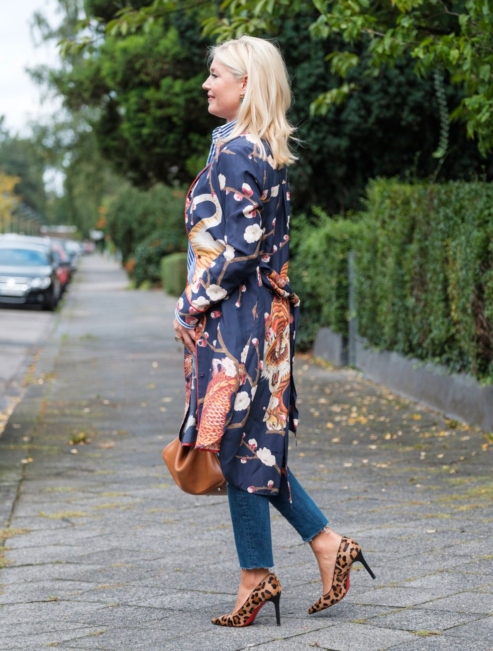 Petra Dieners, Anni Carlsson Tiger Mantel, Fashion-Blog, Lieblingsstil.com,