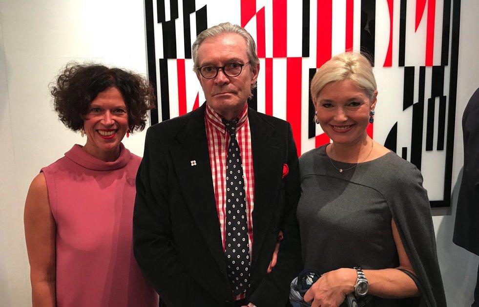 Petra Schäpers, Georg Hornemann, Petra Dieners, Georg Hornemann Event Dorotheum, Lifestyle-Blog, Lieblingsstil.com,