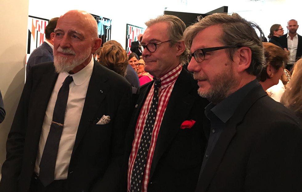 Prof. Markus Lüpertz Düsseldorf, Goerg Hornemann, Thomas Ruff Fotokünstler, Lifestyle-Blog, Lieblingsstil.com,