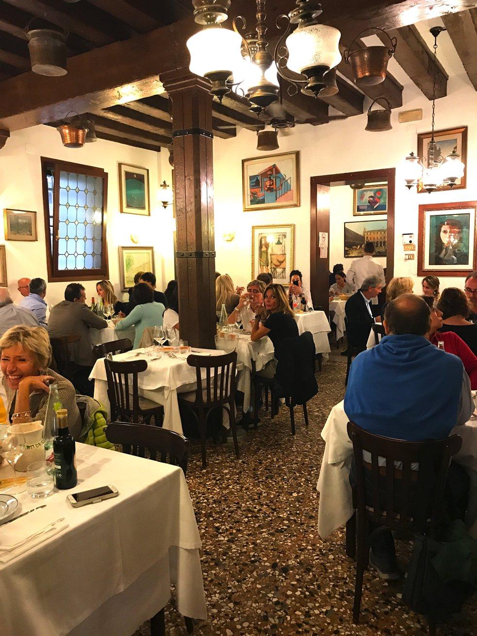 Trattoria alla Madonna, Restaurant Tipp Venedig, sehr gutes und einfaches Restaurant Venedig, Lieblingsstil.com,