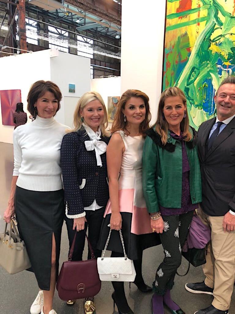 Dorothee Achenbach, Petra Dieners, Corina Krawinkel, Siggi Spiegelburg, Art Düsseldorf, Lifestyle-Blog, Lieblingsstil.com,
