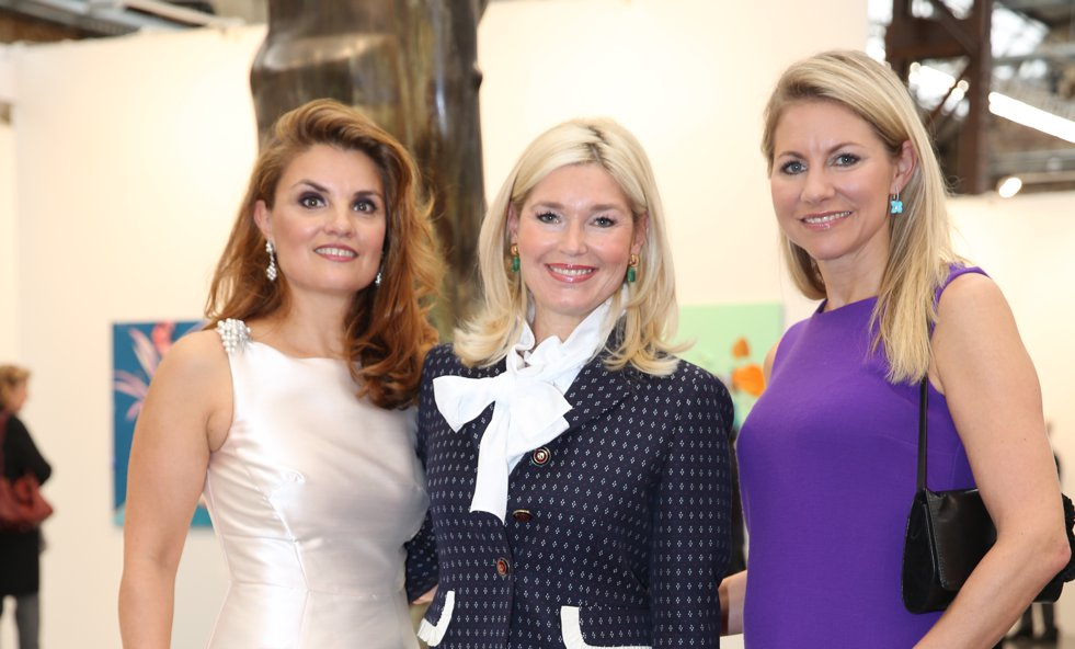 Dr. Corina Krawinkel, Petra Dieners, Nicole Blome-Hardorp, Art Düsseldorf, Lifestyle-Blog, Lieblingsstil.com,