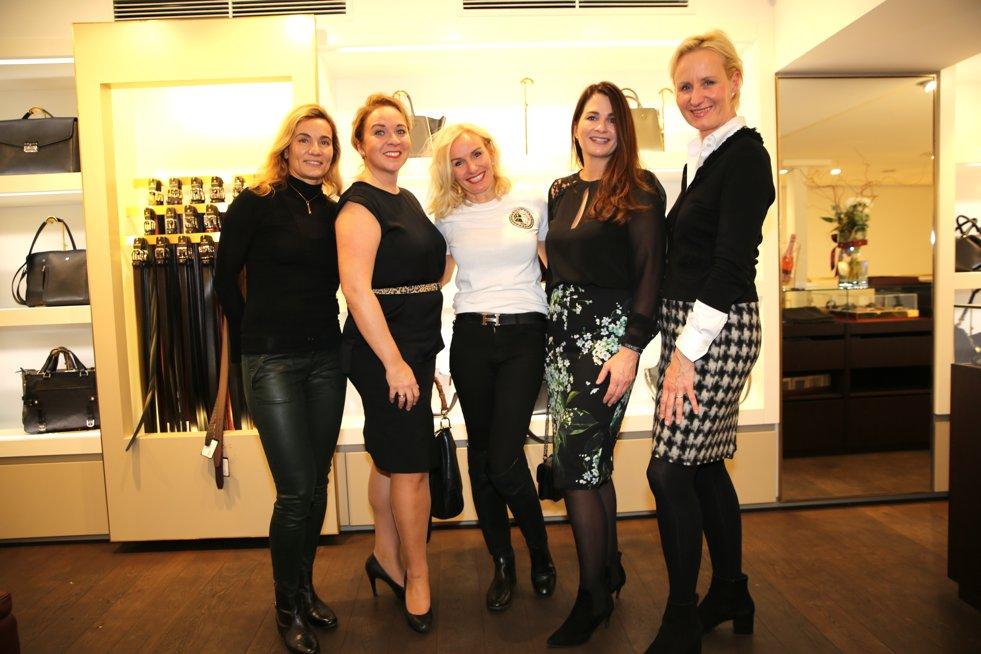 IIngrid Schäfer, Helén Rhodin-Shilingford, Petra Schlösser, Jutta Henscheid, Marion Bock, Aigner Event, Lifestyle-Blog, Lieblingsstil.com,
