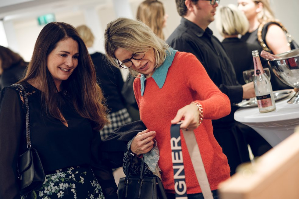 Jutta Henscheid, Claudia Gericke, Aigner-Event, Lieblingsstil.com,