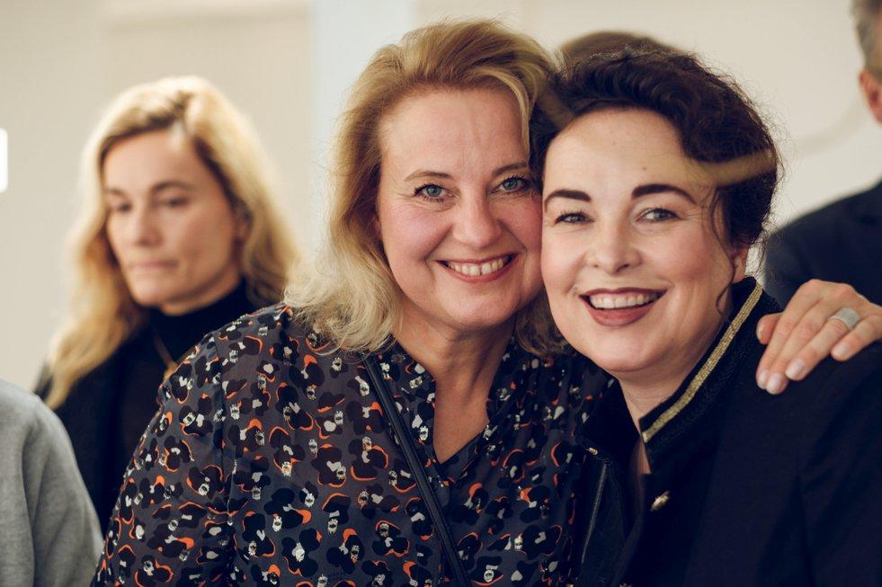 Manuela Koch, Verena Bolle, Aigner Event Düsseldorf, Lieblingsstil.com,mjpg
