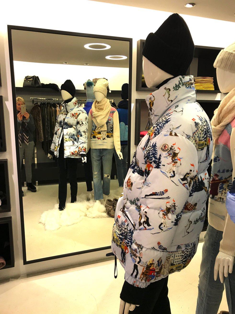 Moncler Skijacke, Moncler Moosbrugger, Moncler Skimode, Moosbrugger Rottach-Egern, Fashion-Blog, Lieblingsstil.com,
