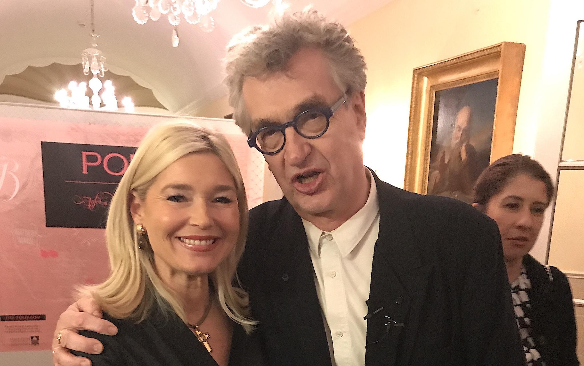 Petra Dieners, Wim Wenders Regisseur, Wim Wenders Benefiz Dinner Romantik Museum, Lifestyle-Blog, Lieblingsstil.com,