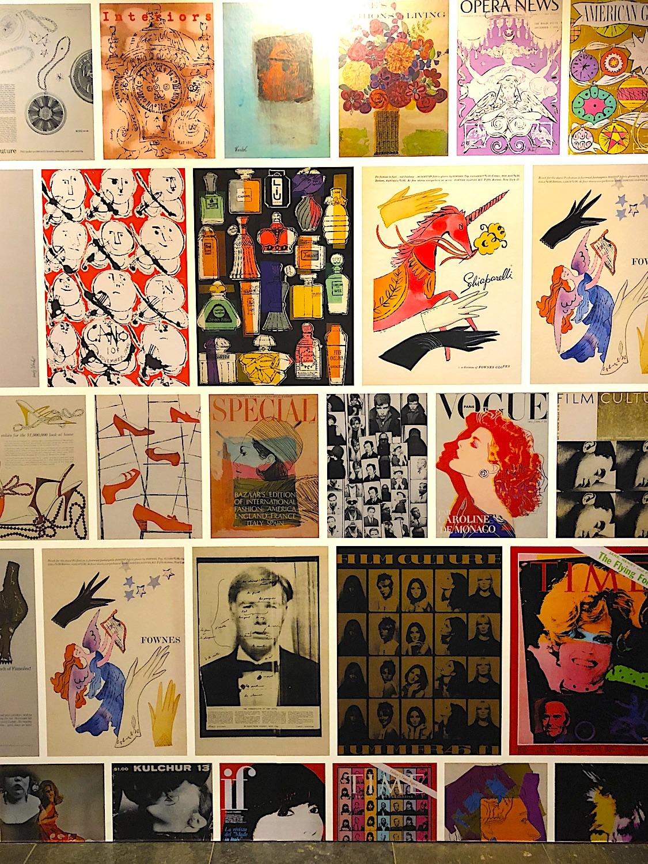 Corina Krawinkel Andy Warhol Im Makk Cologne Fine Art